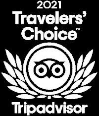 TripAdvisor Travelers Choice Award Logo