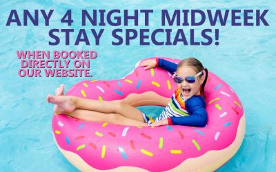 Special – Midweek 4-Day Stay – 2021