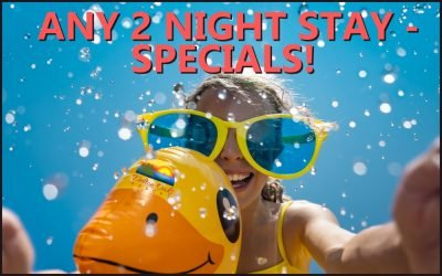 Special – Any 2-Day Stay – 2021