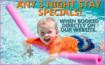 Special – Any 3-Day Stay – 2021