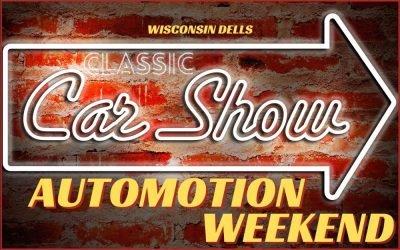 Dells Automotion WeekendMay 20-23, 2021