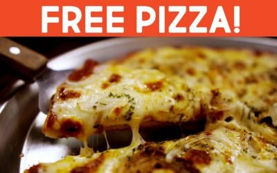 Special – Free Pizza Offer