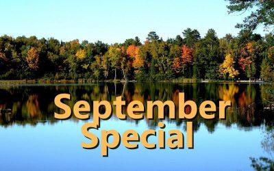 Special – September – 2020